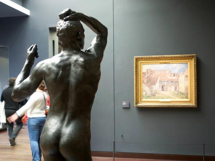 3 days in Paris, France | Paris Museum Pass | Paris Passlib' | Paris Visite | Musée d'Orsay | statue