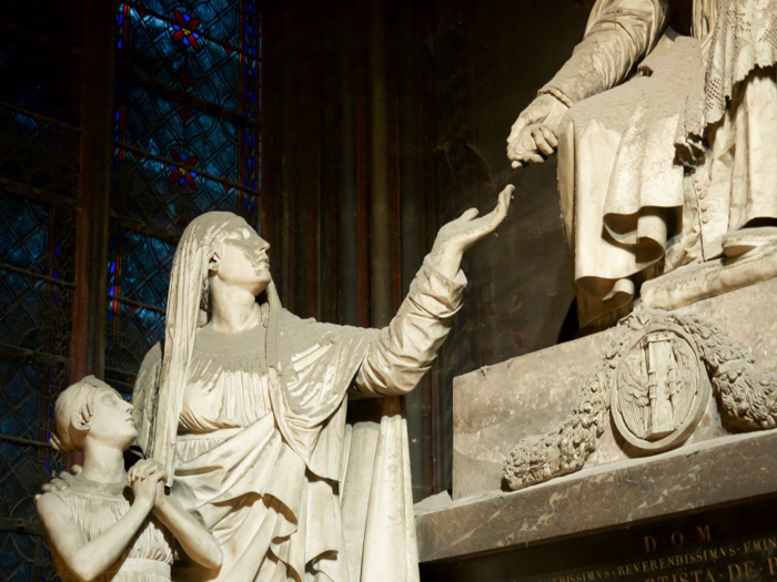 3 days in Paris, France   Paris Museum Pass   Paris Passlib'   Paris Visite   Notre Dame Cathedral   sculptures