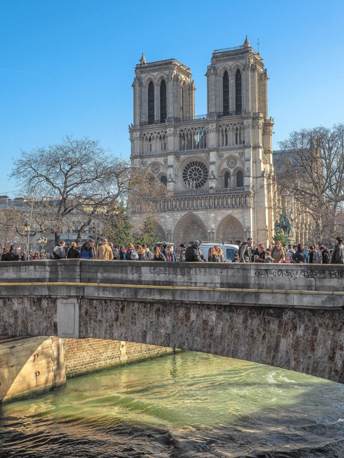 3 days in Paris, France | Paris Museum Pass | Paris Passlib' | Paris Visite | Notre Dame Cathedral | exterior and Seine River