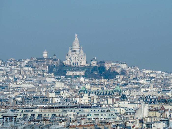 3 days in Paris, France | Paris Museum Pass | Paris Passlib' | Paris Visite | Towers of Notre Dame | View of Sacre Coeur