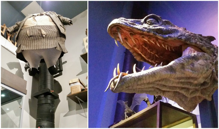 Do This, Not That // Harry Potter Studio Tour | Leavesden, London, UK | Harry Potter film studio and set | Things to do in London | What to do in London | What to see in London | basilisk