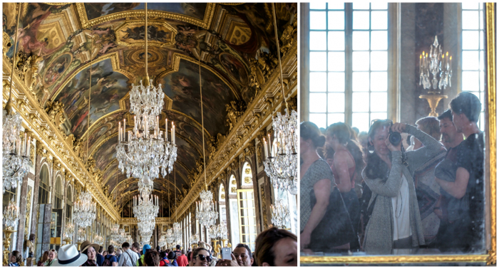 When is the best time to visit Paris, France? Here is a summer vs. winter showdown. Hotel and airfare costs and room availability | Crowds and lines at popular museums, monuments, and attractions | Weather conditions | Summer in the Palace of Versailles is a claustrophobe's nightmare