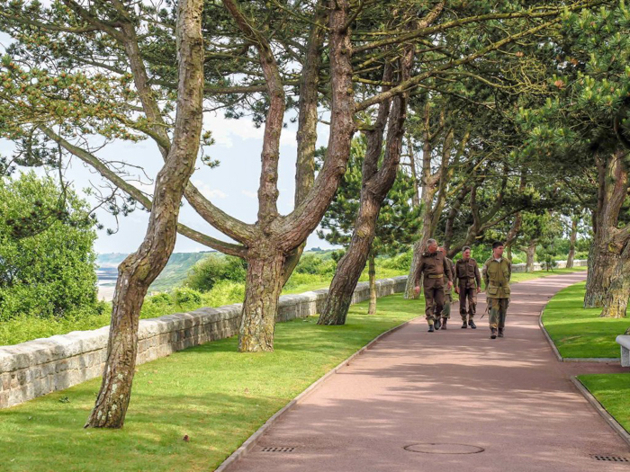 The best D-Day sites to visit in Normandy, France | WWII | WW2 | Normandy American Cemetery |