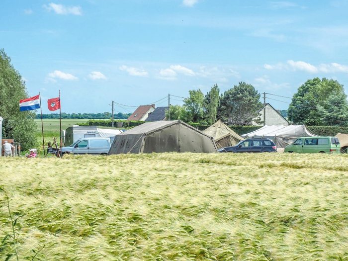 The best D-Day sites to visit in Normandy, France | WWII | WW2 | Longues-sur-Mer German battery | campsite
