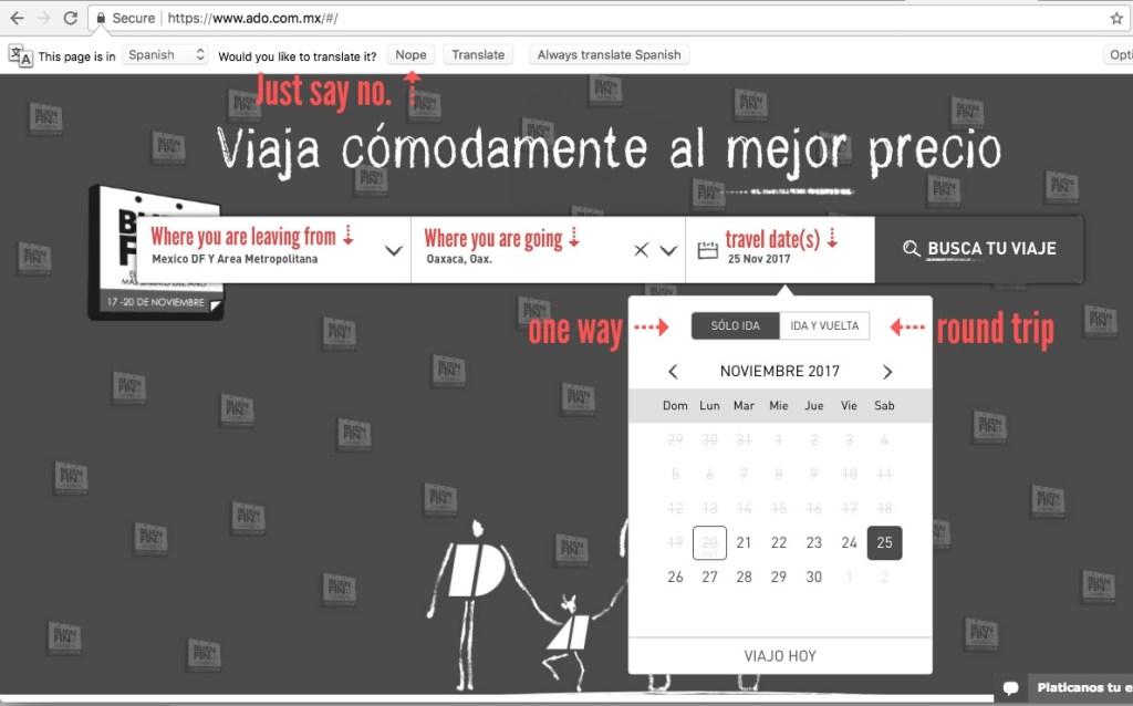 Making sense of Mexico's ADO bus system | Platino vs GL vs OCC, etc. | Where are the bus stations? Mexico DF TAPO | CDMX | bus travel in Mexico | main ticket screen website