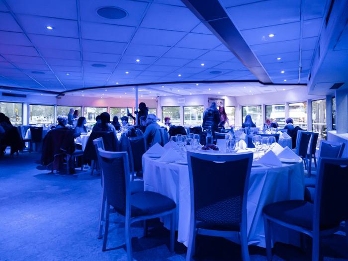 My NYC Thanksgiving Dinner Cruise Experience | Hornblower Cruises | New York City, Manhattan | Yams on a Yacht | Thanksgiving in New York City | Inside Sensation