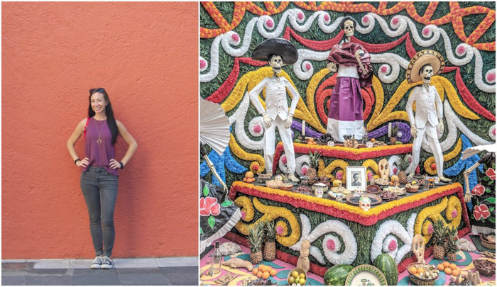 17 Things That Shocked Me in Mexico | Mexico Coaxaca de Juarez | Dia de Muertos | Altar | Frida Kahlo | Casa Azul
