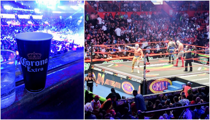17 Things That Shocked Me in Mexico | Mexico City, Oaxaca de Juarez | Lucha Libre match at Arena Mexico