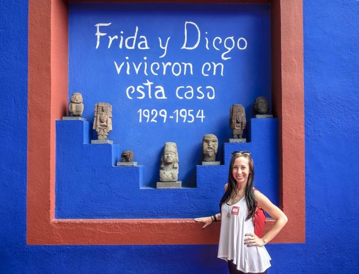 Do This, Not That // 3 Days in Mexico City | Dos and don'ts | Mexico Travel tips | CDMX | Casa Azul, Frida Kahlo