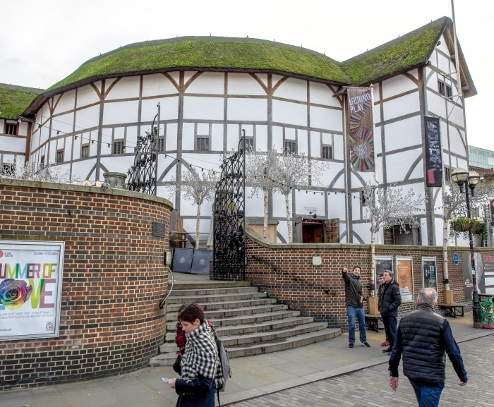 The Best 5-day London Itinerary for First-Time Visitors | London, England, United Kingdom | William Shakespeare's Globe Theater