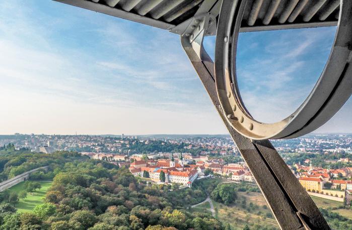 Czeching Out the Best of Prague in 3 Days | Czech Republic | Petrin Tower, Petrin Hill, Best views in Prague