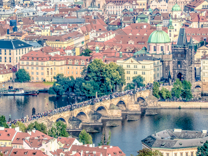 Czeching Out the Best of Prague in 3 Days   Charles Bridge, Vltava River