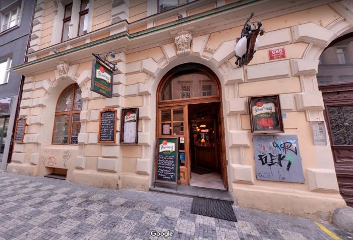 Czeching Out the Best of Prague in 3 Days | Czech Republic | best dinner in Prague, Restaurace Amos
