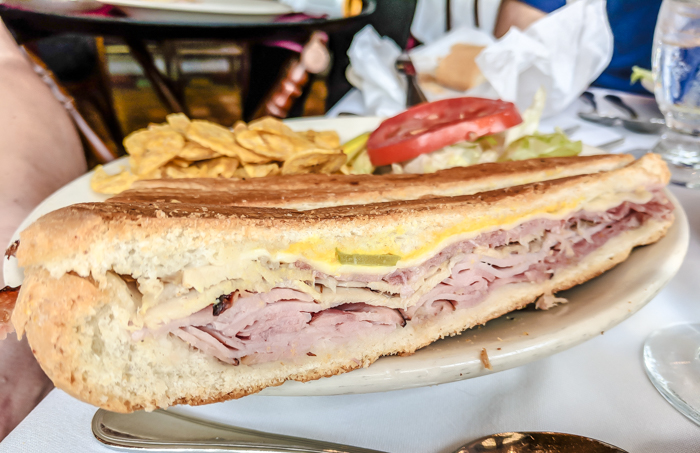 Spend a day in Ybor City | Tampa, Florida | Cuban sandwich