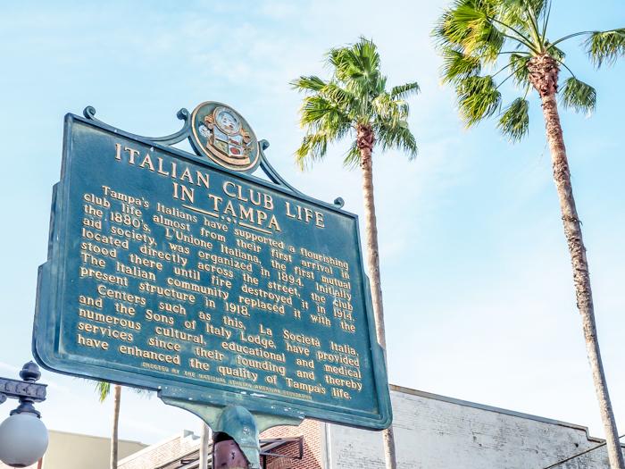Spend a day in Ybor City | Tampa, Florida | Italian union, italian immigrants