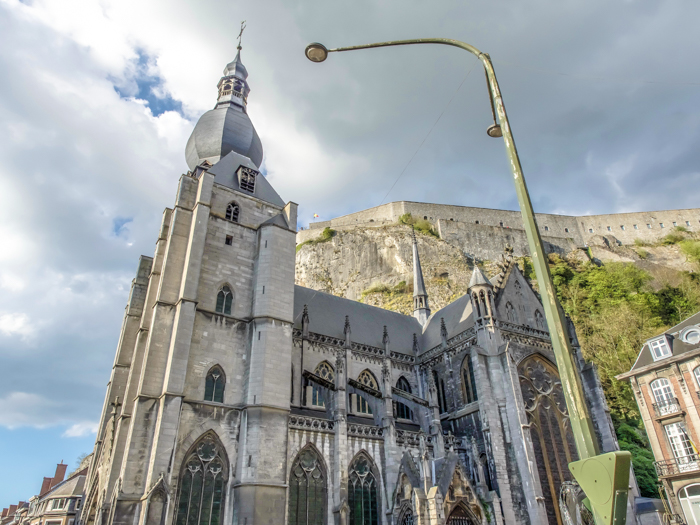 4 days in Belgium | What to see in Dinant | Cathedral Notre Dame