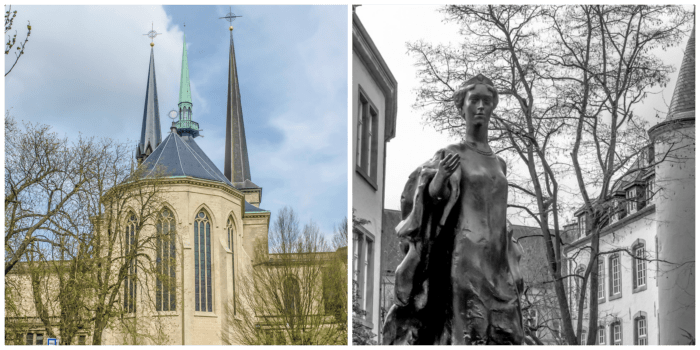 Day Trip to Luxembourg | Should you take one or not? | What to see in Luxembourg | What to do in Luxembourg | Day trip to Luxembourg from Brussels, Belgium | Luxembourg City | Viator | Cathedral Notre Dame