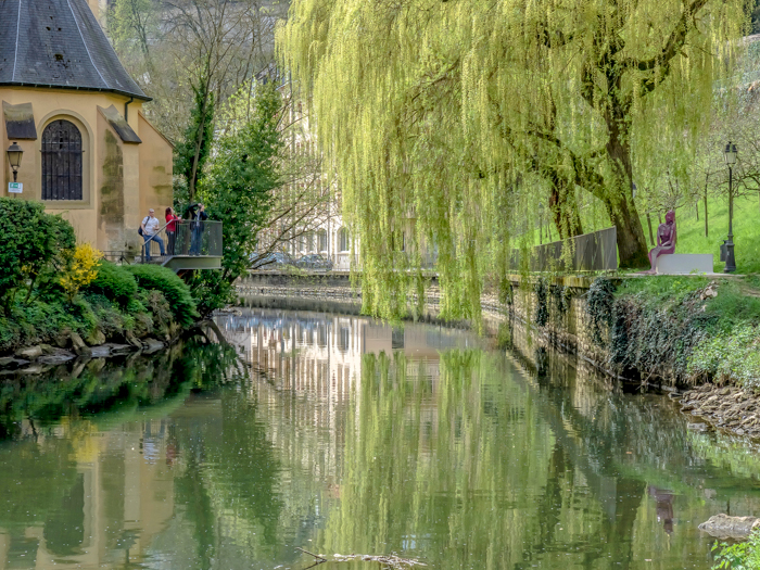 Day Trip to Luxembourg | Should you take one or not? | What to see in Luxembourg | What to do in Luxembourg | Day trip to Luxembourg from Brussels, Belgium | Luxembourg City | Viator | river view