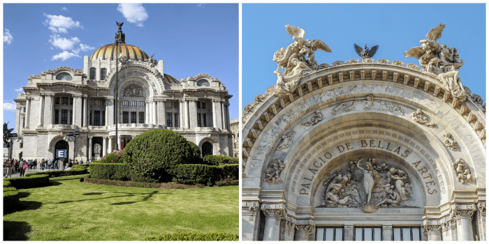 15 essential Mexico City experiences for the best trip ever | Mexico City must-do | Things to do in Mexico City | What to do in Mexico City | CDMX | Mexico DF | Can't-miss Mexico City activities and sights | Mexico City sightseeing | Palacio de Bellas Artes
