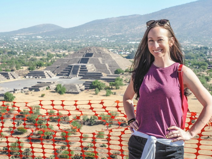 15 essential Mexico City experiences for the best trip ever   Mexico City must-do   Things to do in Mexico City   What to do in Mexico City   CDMX   Mexico DF   Can't-miss Mexico City activities and sights   Mexico City sightseeing   atop the Pyramid of the Sun at Teotihuacan