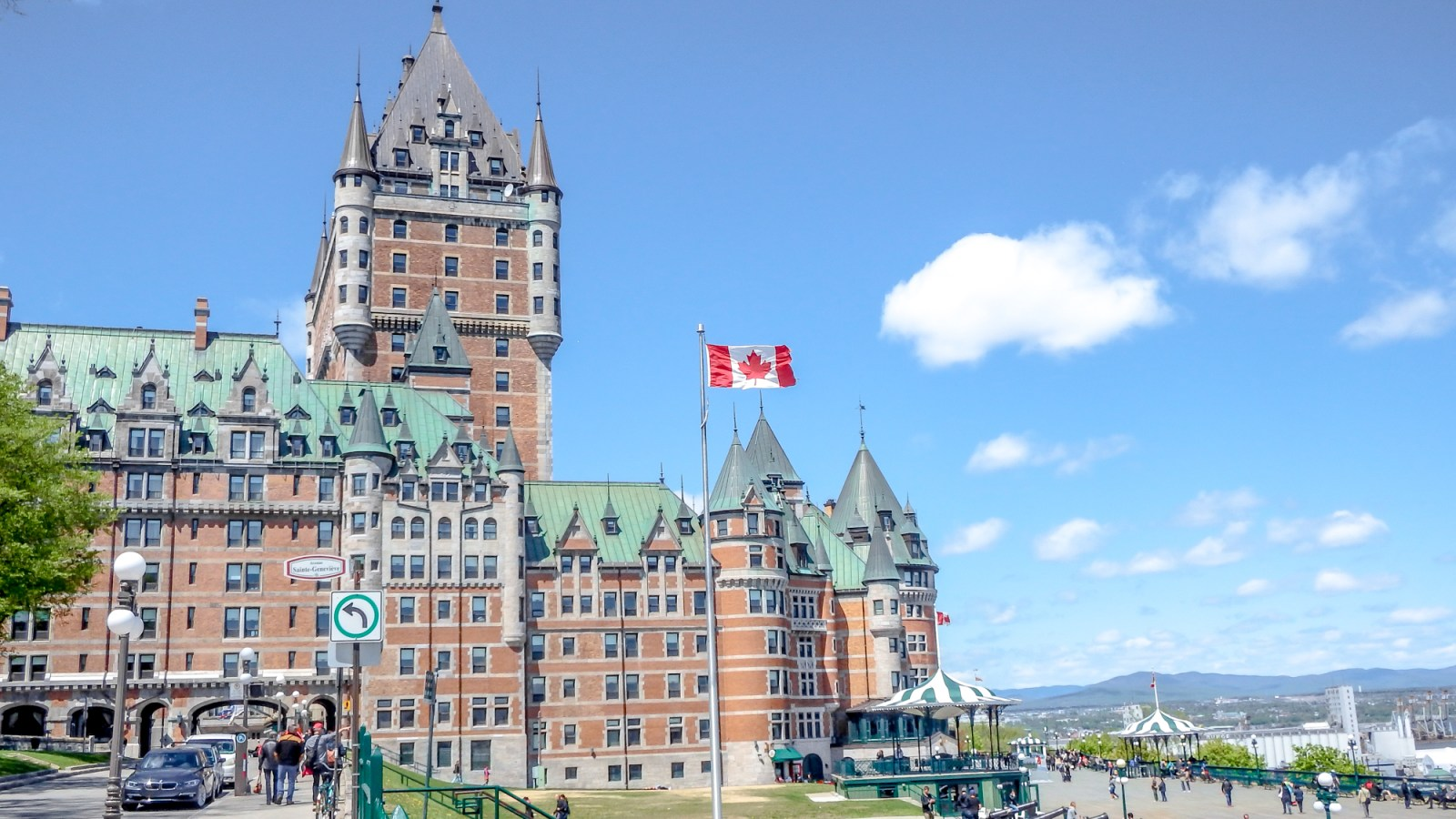 Quebec City The Europe You Can Drive To Mwl