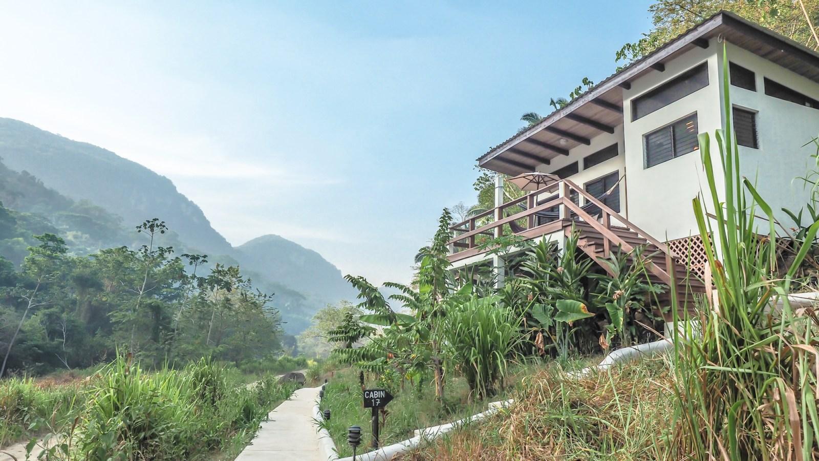 Review of Black Rock Lodge outside San Ignacio, Belize | Eco-lodge in the jungle | #belize #jungle #rainforest #ecolodge