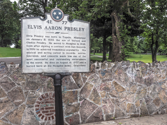 Landmark | 13 Reasons to Visit Graceland in Memphis, Tennessee even if you're not an Elvis Presley fan #Elvis #Graceland #Memphis #traveltips
