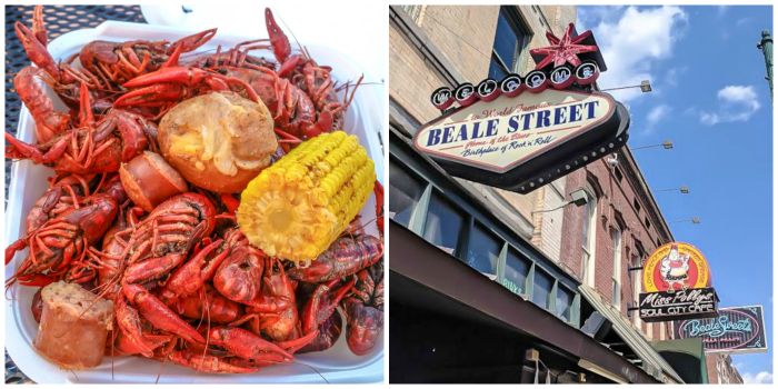 200 things to do in Memphis, Tennessee for first-time visitors - a local's guide | Memphis crawfish festival #memphis #crawfish #traveltips