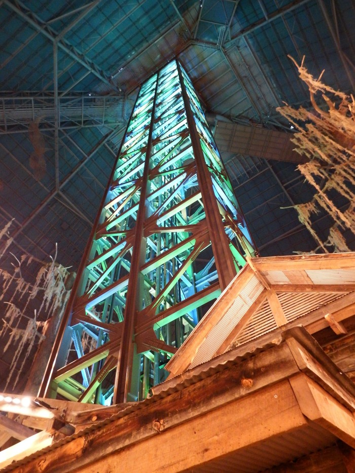 200 things to do in memphis, tennessee for first-time visitors, a local's guide | Pyramid elevator, bass pro shop #traveltips #memphis #pyramid