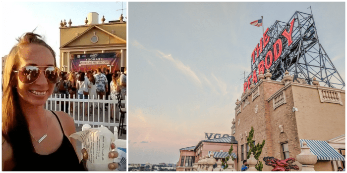 200 things to do in Memphis, Tennessee for first-time visitors - a local's guide | Peabody Hotel Rooftop Party, #memphis #peabody #rooftop #traveltips