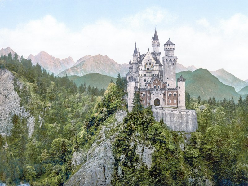 Traveling to Germany? Read these book   Books to read before traveling to Germany   WWII, Mad King Ludwig and Neuschwanstein Castle, Swan King, history