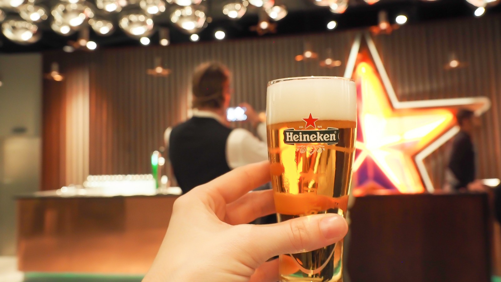 The Heineken Experience | The Most Fun I Had in Amsterdam