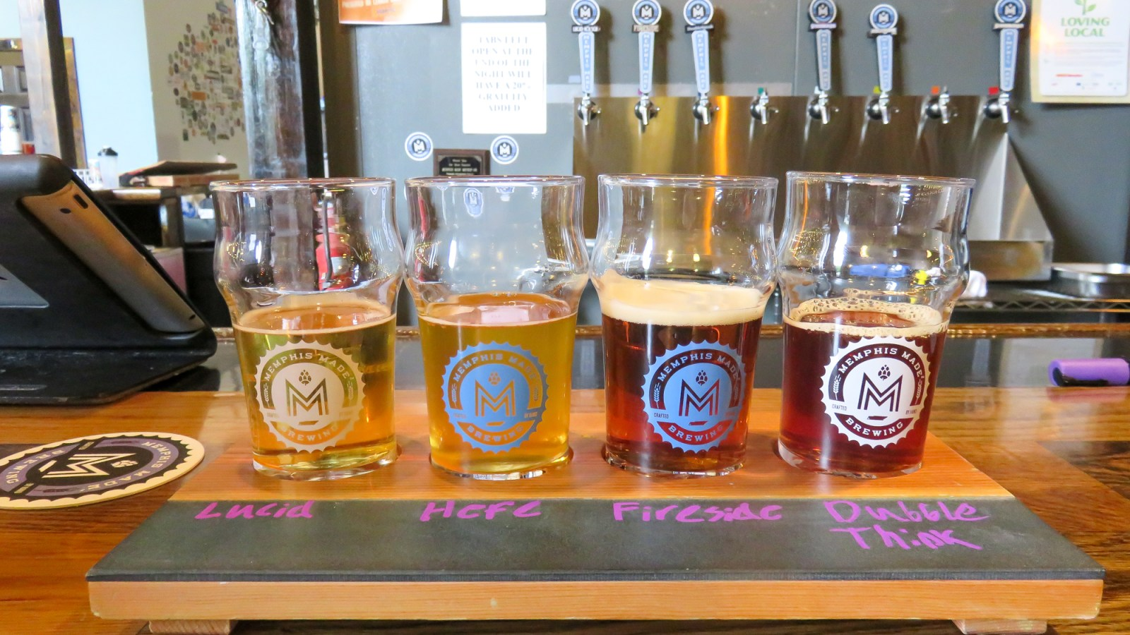 Cheers for Beers! An Offbeat Cheat Sheet to Memphis Craft