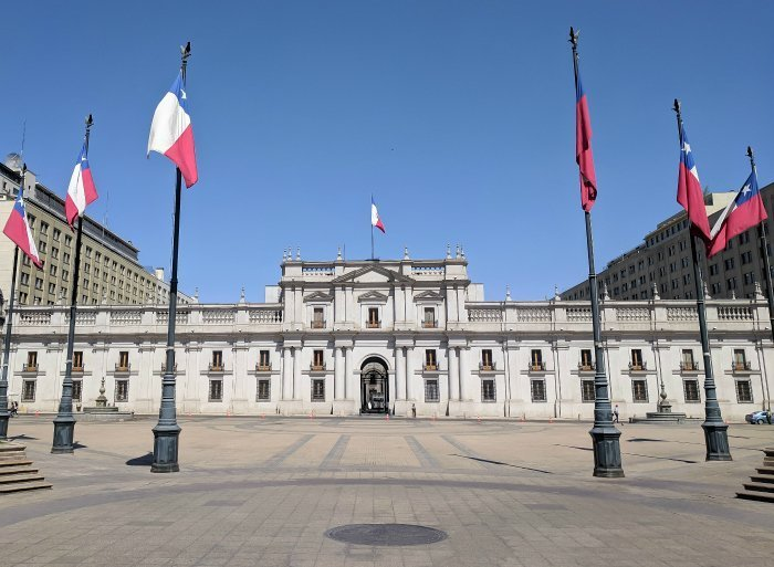 How to Spend One Week in Chile and Cover All the Bases   Santiago and La Moneda Palace, home of the President of Chile #santiago #chile #lamonedapalace #president