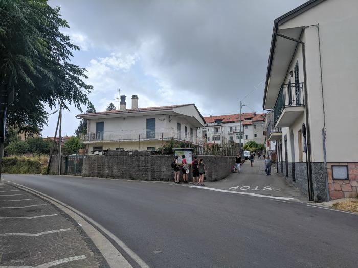 Hiking the Path of the Gods from Sorrento, Italy | Il Sentiero degli Dei | Bomerano Agerola, the start of the hike #pathofthegods #amalficoast #sorrento #italy #bomerano