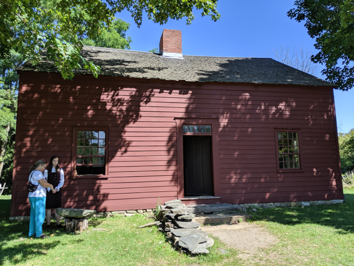 Ethan Allen Homestead Museum | 11 Ways to Fill Your Days During a Weekend in Vermont | #vermont #burlington #newengland