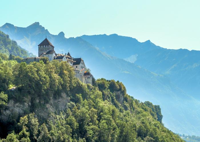 2 days in Liechtenstein | Vaduz Castle