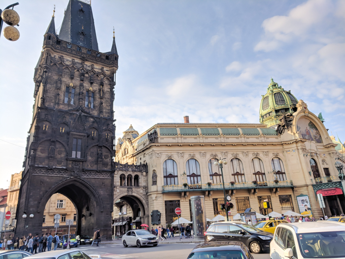 Powder Tower | Cool Prague Experiences | Czech Republic / Czechia | What to do in Prague, best prague things to see and do