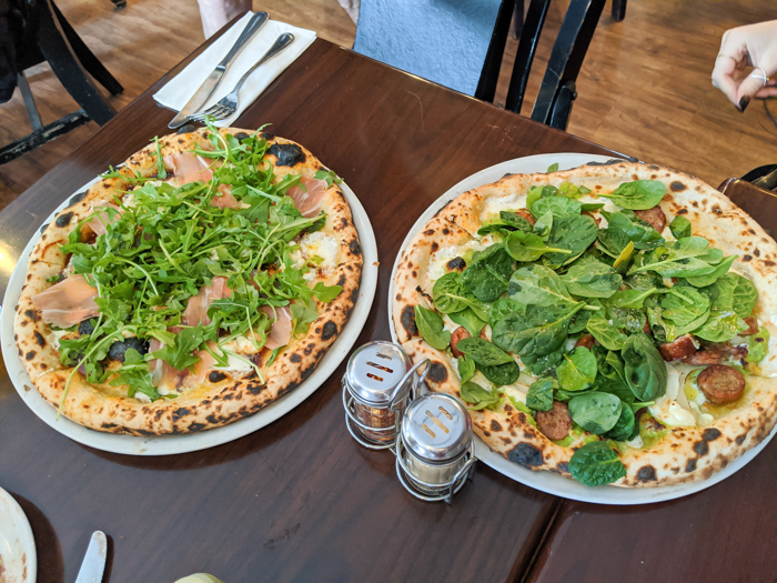 4 Days in Scottsdale, Arizona // A Jam-Packed Itinerary With a Bit of Everything | Where to eat in Scottsdale: Craft 64, fico pizza #pizza #scottsdale