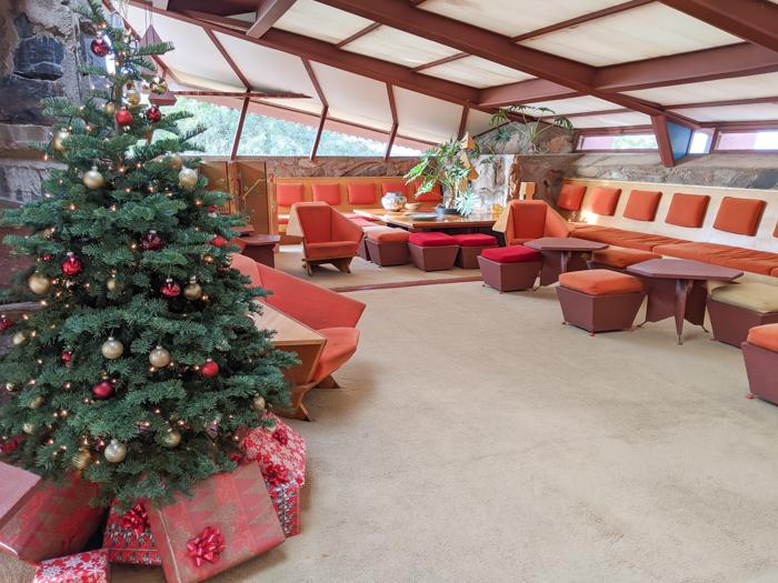 Frank lloyd wright taliesin west / Offseason Arizona: 8 Reasons to Visit Scottsdale in the Winter / Scottsdale, Arizona / #scottsdale #arizona #wintertravel
