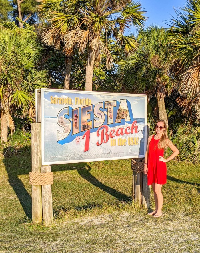Siesta Key Beach / 3 days in Sarasota, Florida / What to do in Sarasota, Where to eat in Sarasota, itinerary and information guide, Siesta Key Beach, #1 beach in America