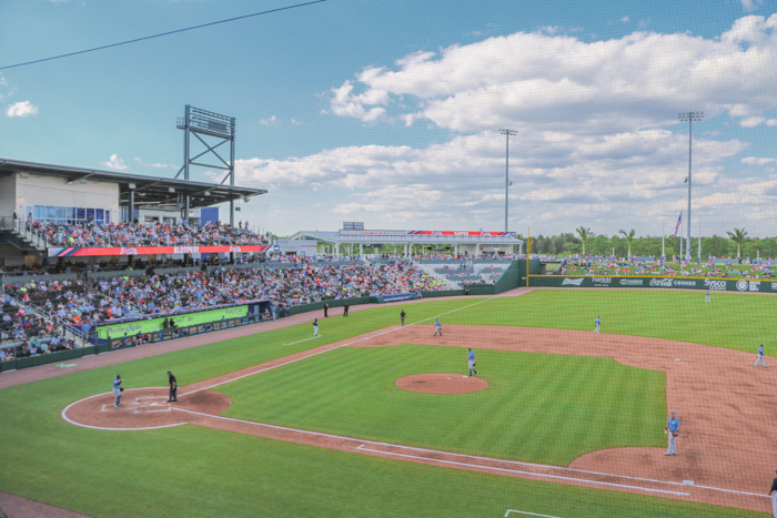 Spring training baseball / 3 days in Sarasota, Florida / What to do in Sarasota, Where to eat in Sarasota, itinerary and information guide