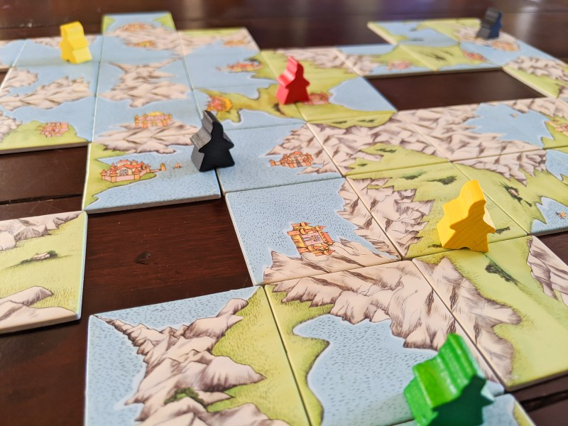 17 Travel-Themed Board Games for When You Can't Leave the House #boardgame #tickettoride #travelgames