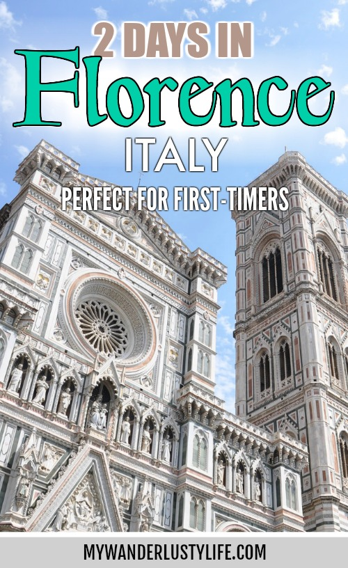 2 days in Florence, Italy: jam-packed itinerary and tips and tricks, dos and don'ts   #florence #italy #tuscany #firenze #traveltips
