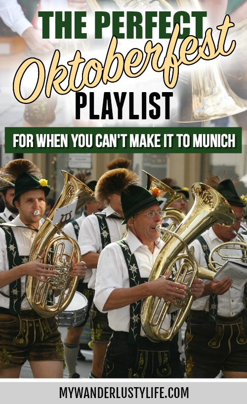The perfect Oktoberfest playlist for when you can't make it to Munich | Oktoberfest music, Oktoberfest songs, oom-pah-pah #oktoberfest #munich #oktoberfestmusic #oompahpah #oktoberfestsongs #octoberfest