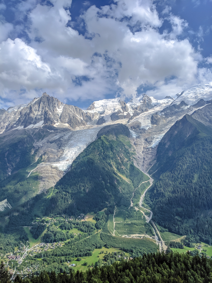Chamonix in the summer travel guide: Chamonix summer weather