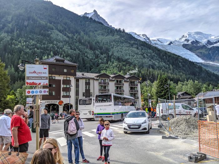 Chamonix in the summer travel guide: how to get around chamonix, Chamonix sud bus station