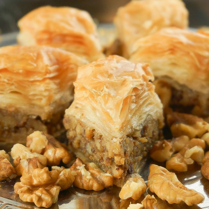 Simple Honey Walnut Baklava Recipe From My Wanderlusty Life