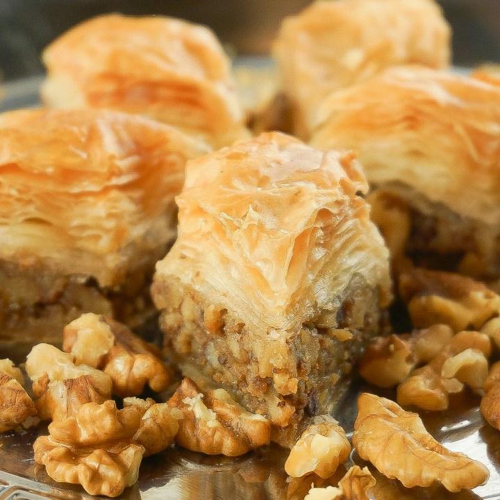 Simple Honey Walnut Baklava Recipe From My Wanderlusty Life