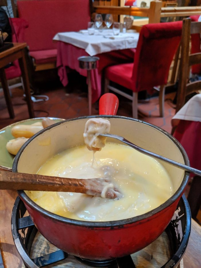 top tips for planning quick trips: How to maximize your travel time: fondue in france